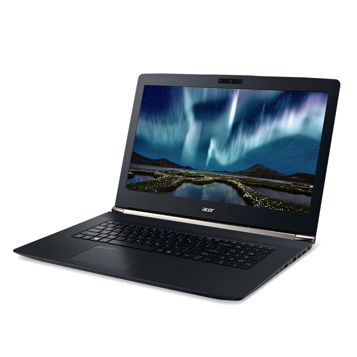 Acer Aspire Nitro V Black Edition - mat pras. acer