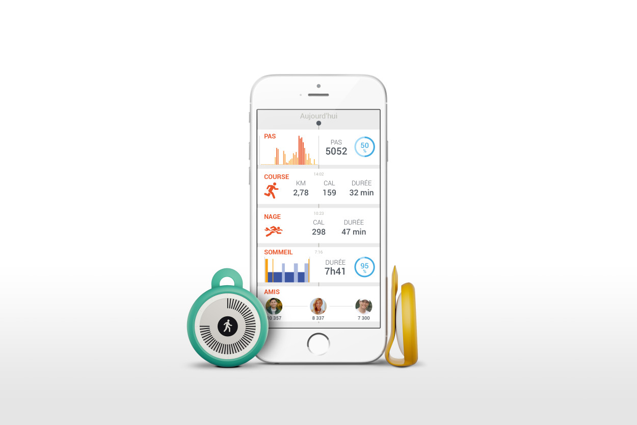 Withings Go - mat. pras. producenta