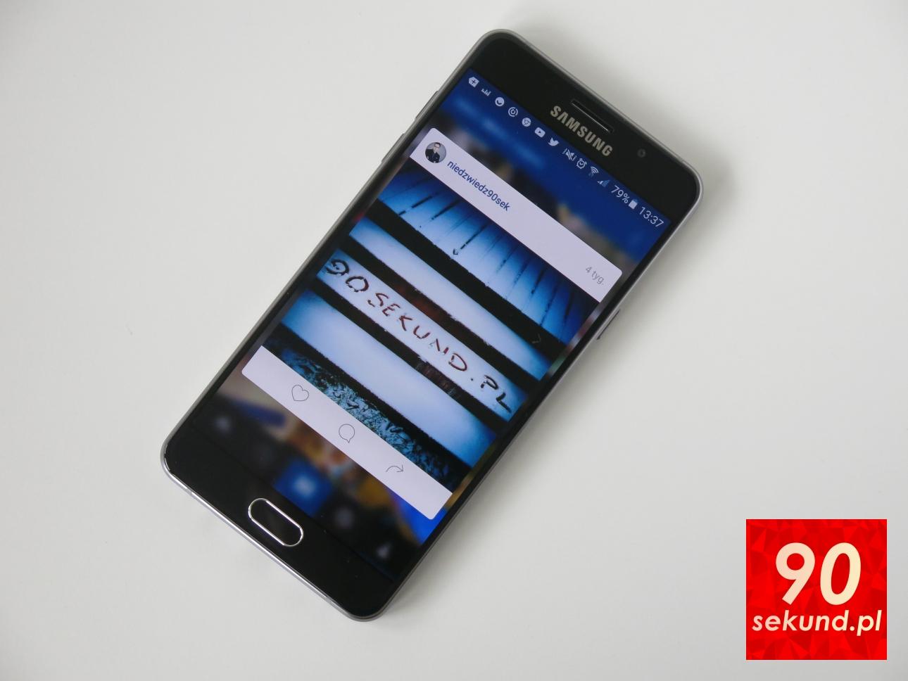 Samsung Galaxy A5 2016 (SM-A510F) - 90sekund.pl