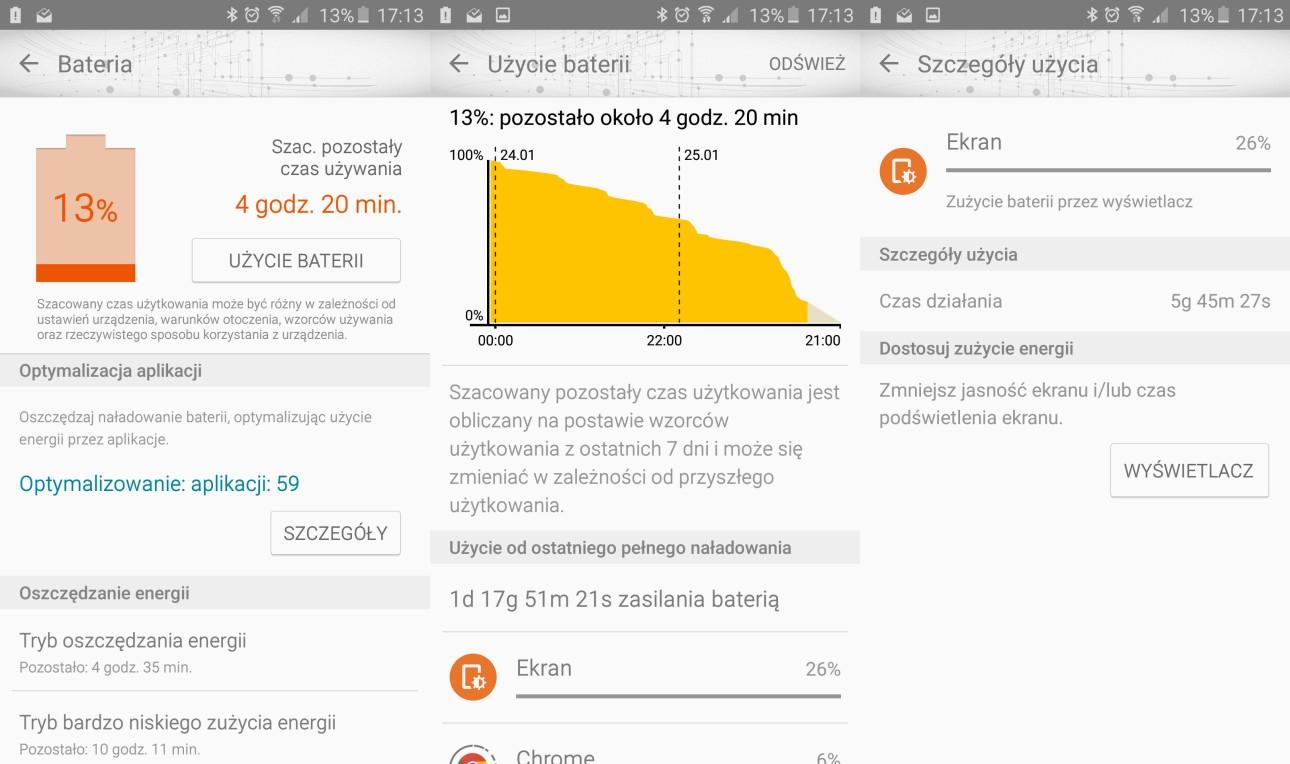 Samsung Galaxy A5 2016 - posiada fenomenalną baterię! - 90sekund.pl