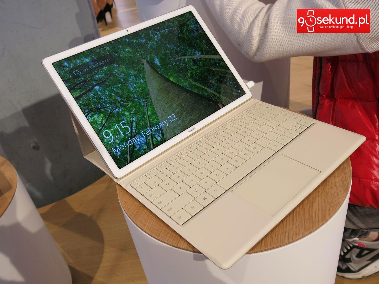 Huawei MateBoo - 90sekund.pl