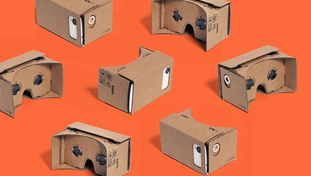 Google Cardboard - fot. mat. pras.