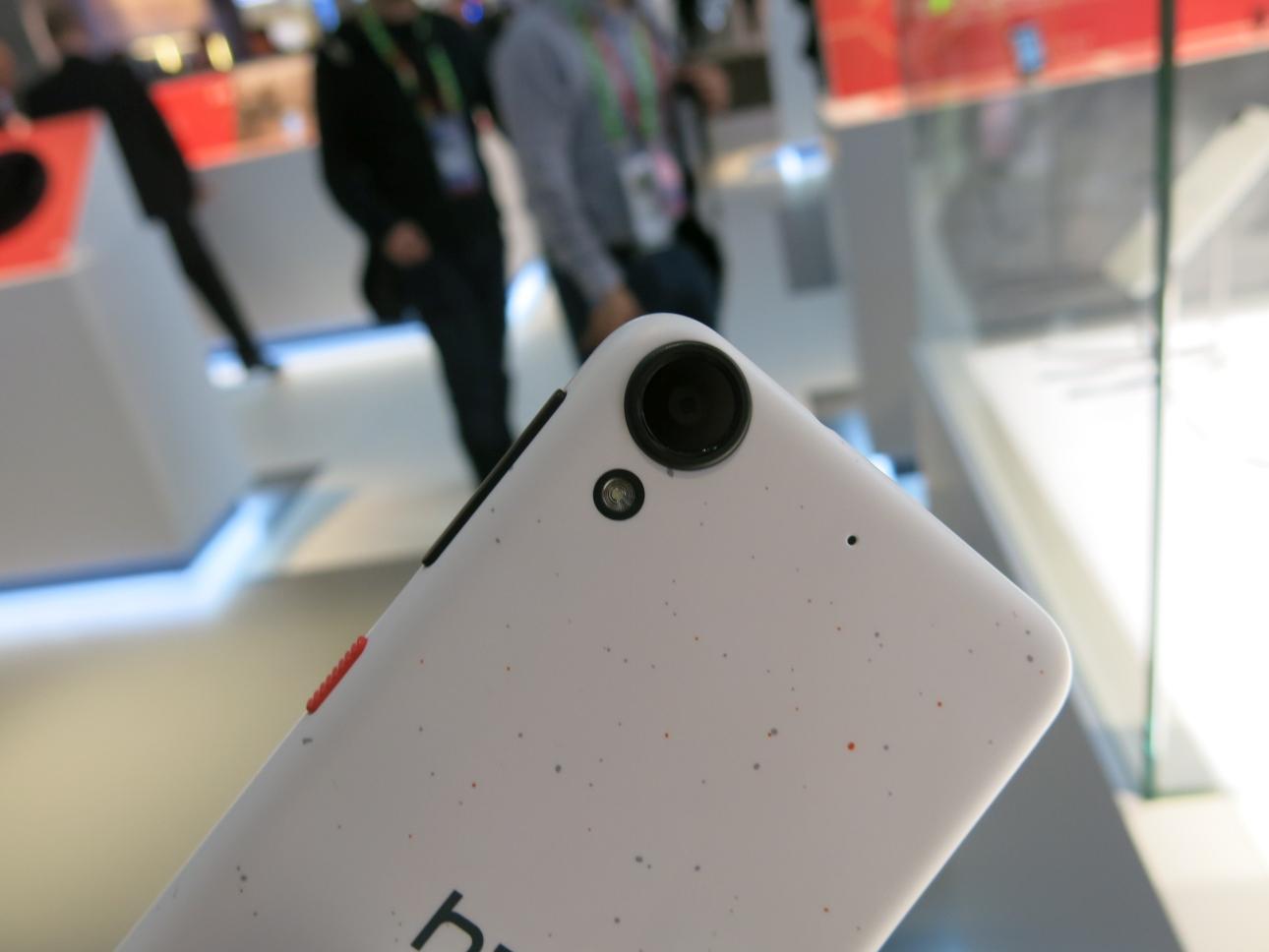 HTC Desire 530 - MWC2016 - 90sekund.pl
