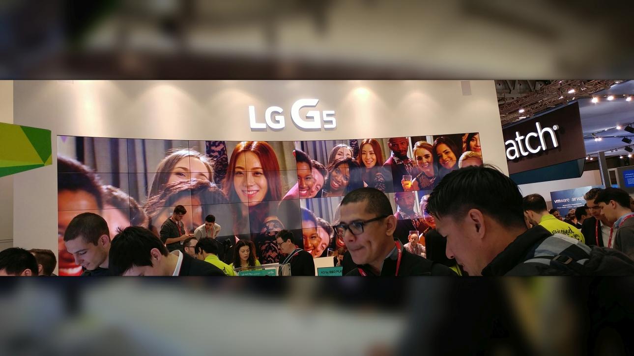 LG G5 - efekt Pop-Out Picture: stylizowane na panoramę - 90sekund.pl