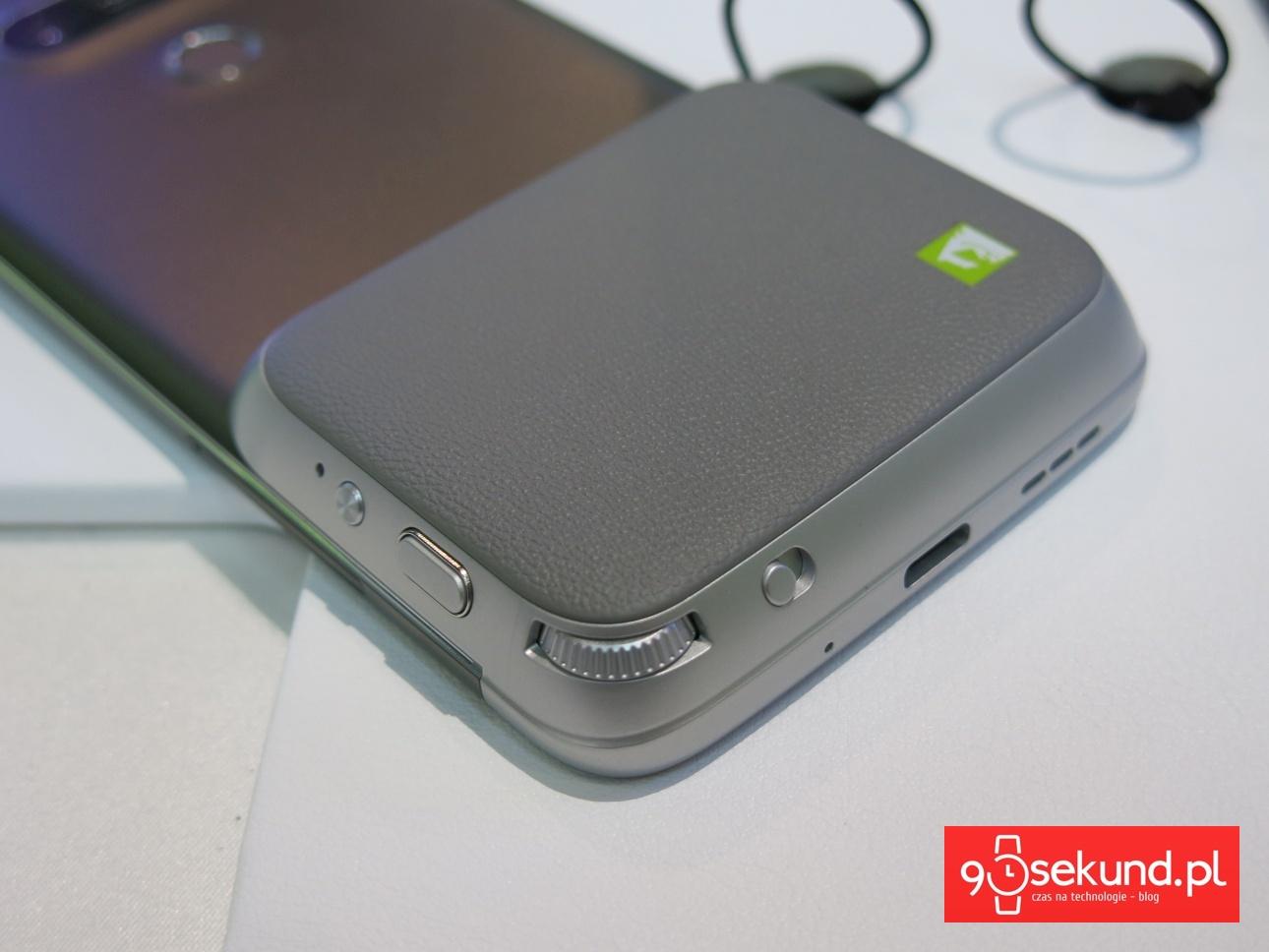 LG Cam Plus - MWC2016 - 90sekund.pl
