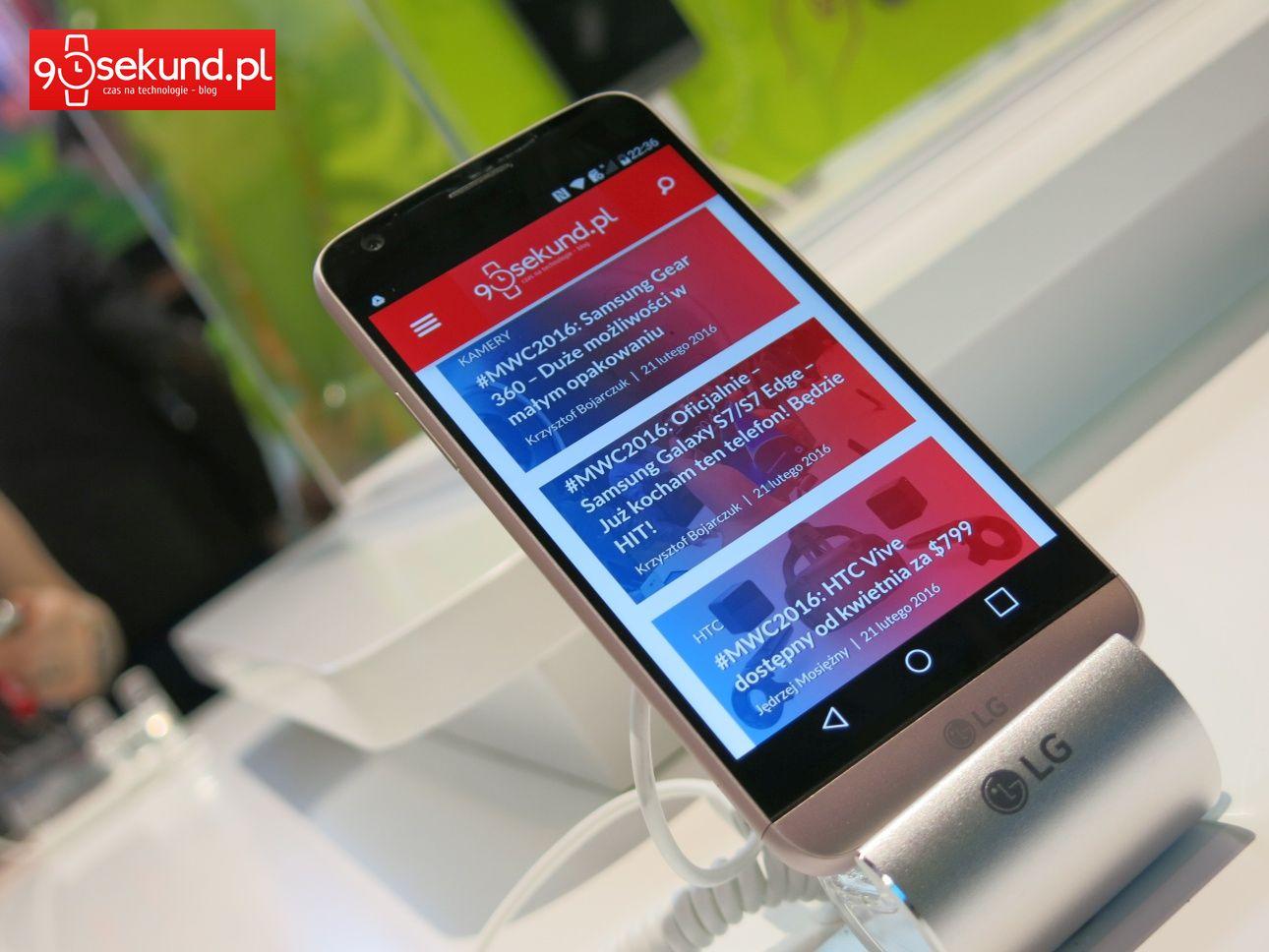 LG G5 - 90sekund.pl