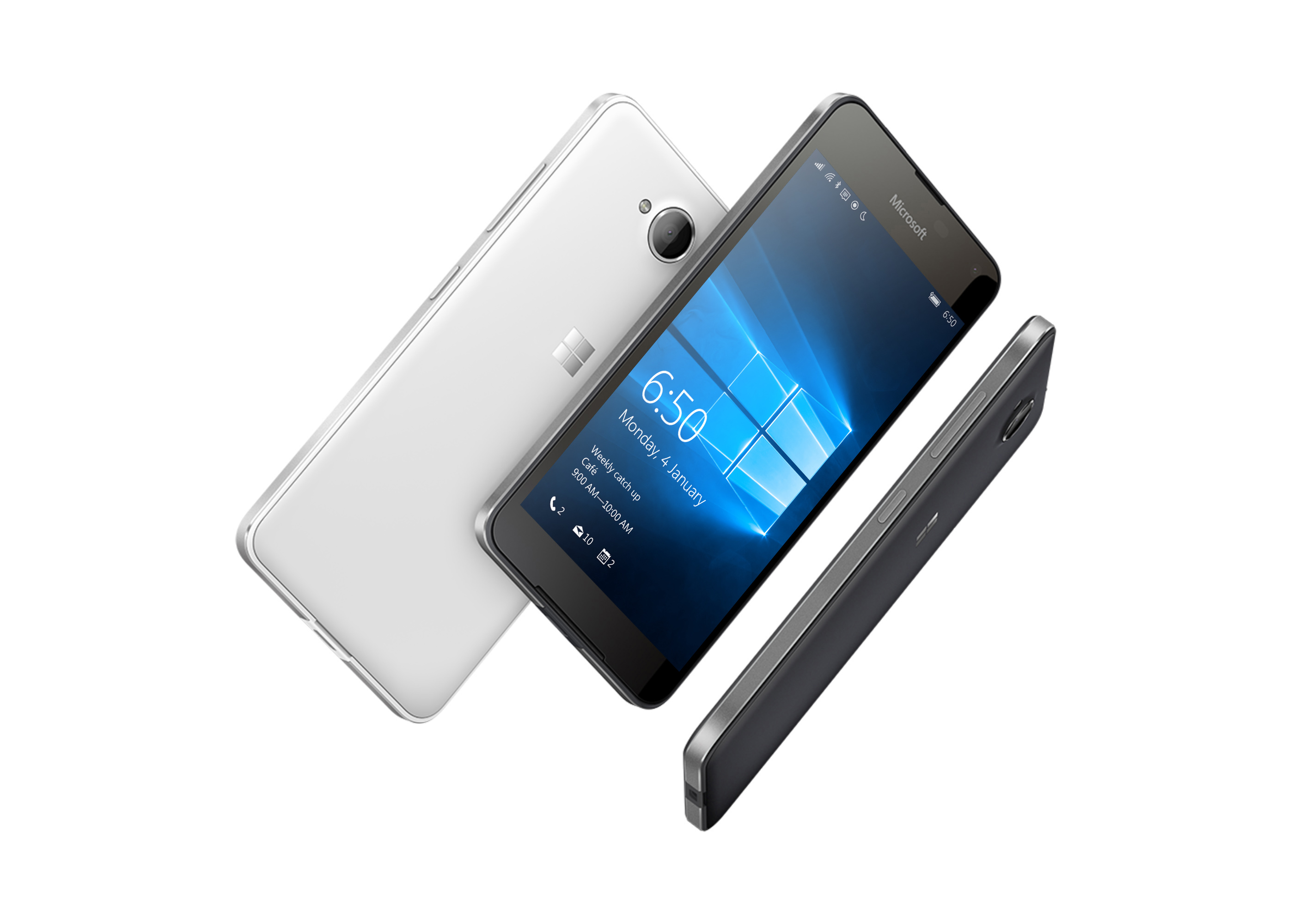 Microsoft Lumia 650 - fot. mat. pras.