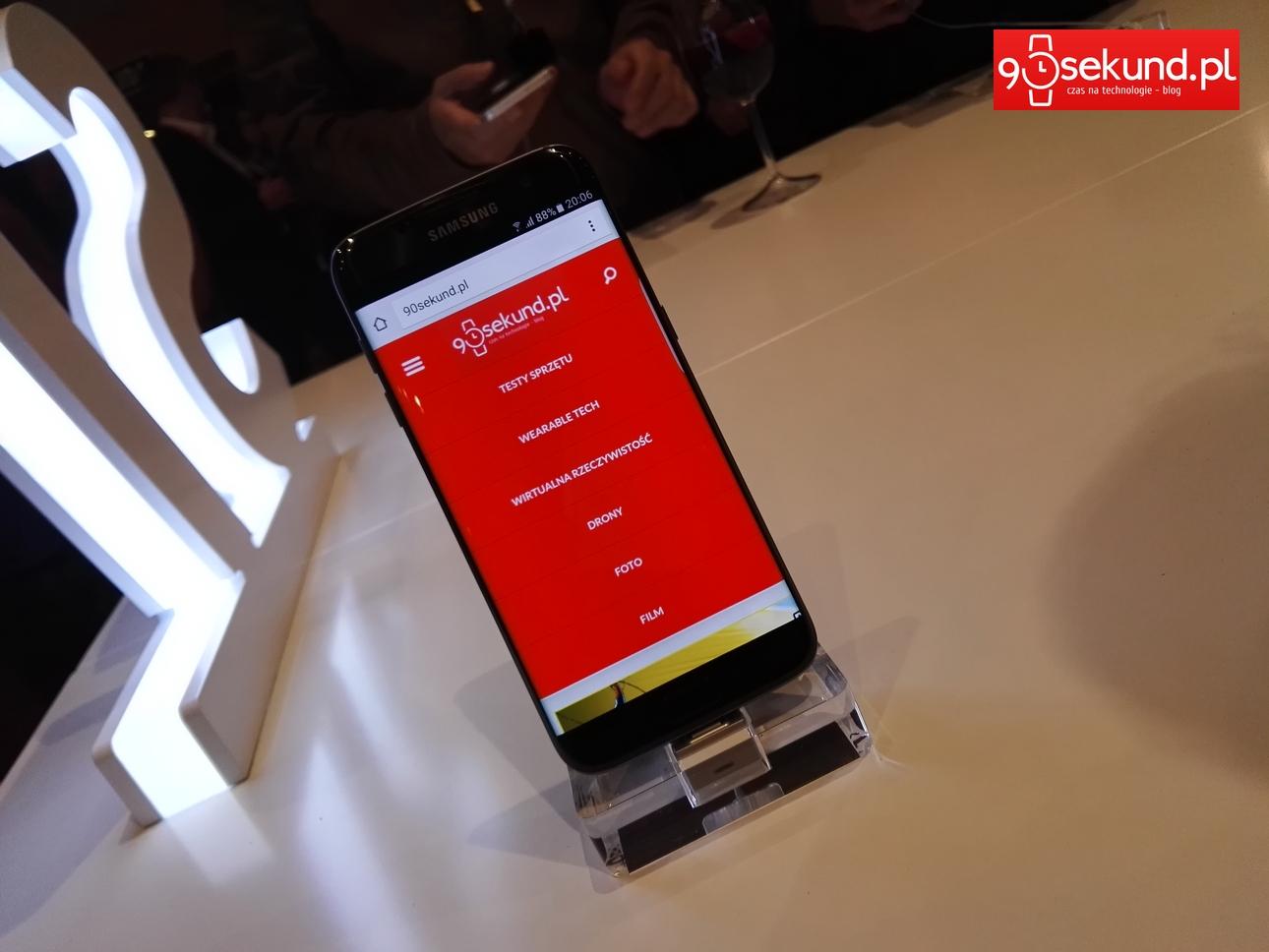 Samsung Galaxy S7/S7 Edge - 90sekund.pl