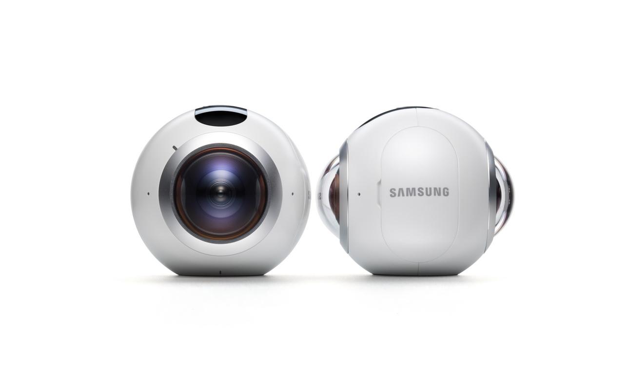 Samsung Gear 360 - mat. pras Samsung