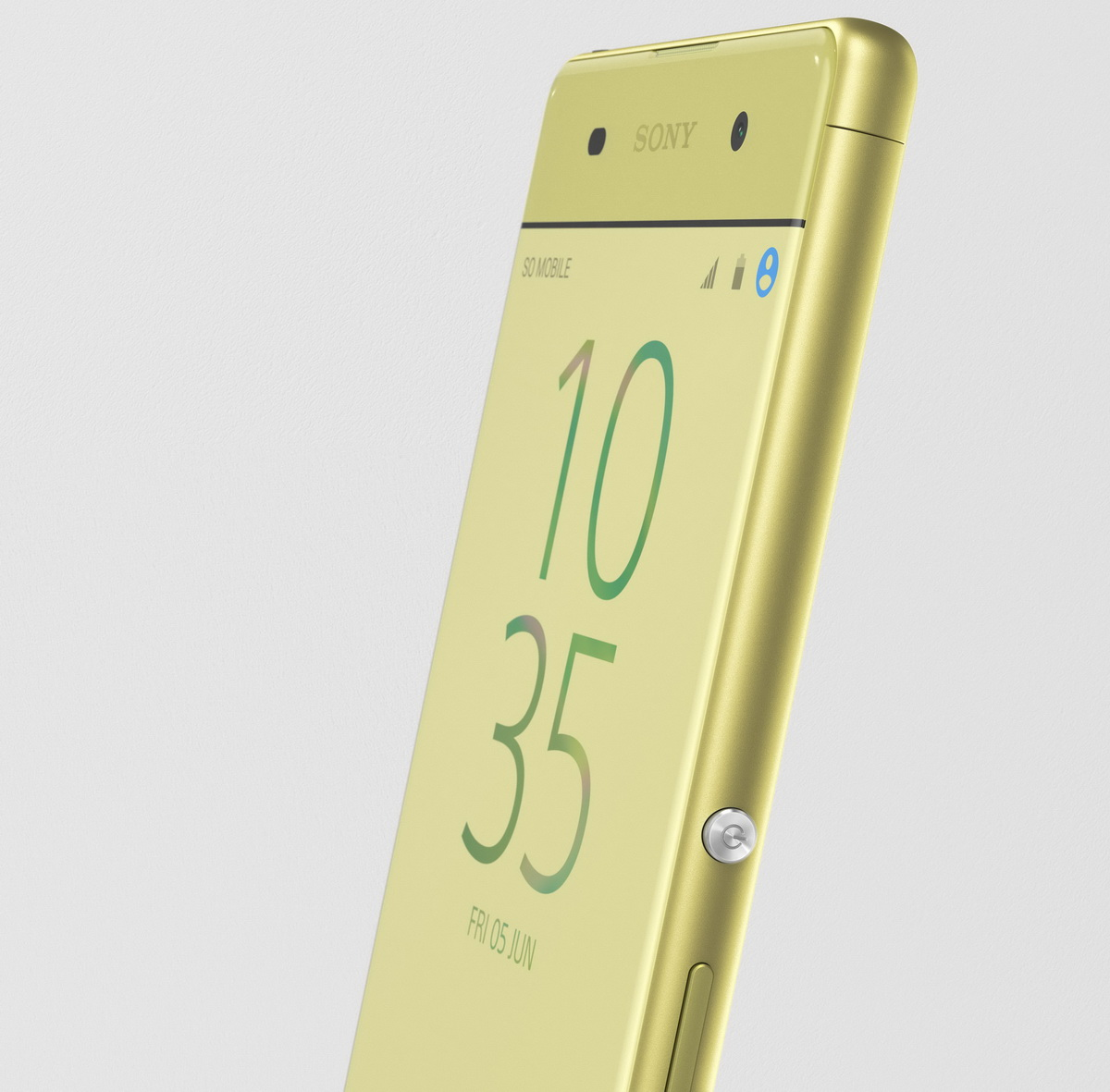 Sony Xperia XA - mat. pras. Sony