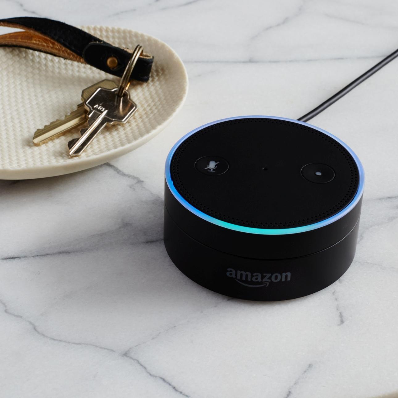 Amazon Echo Dot - gustowny gadżet do Twojego domu - fot. mat. pras.