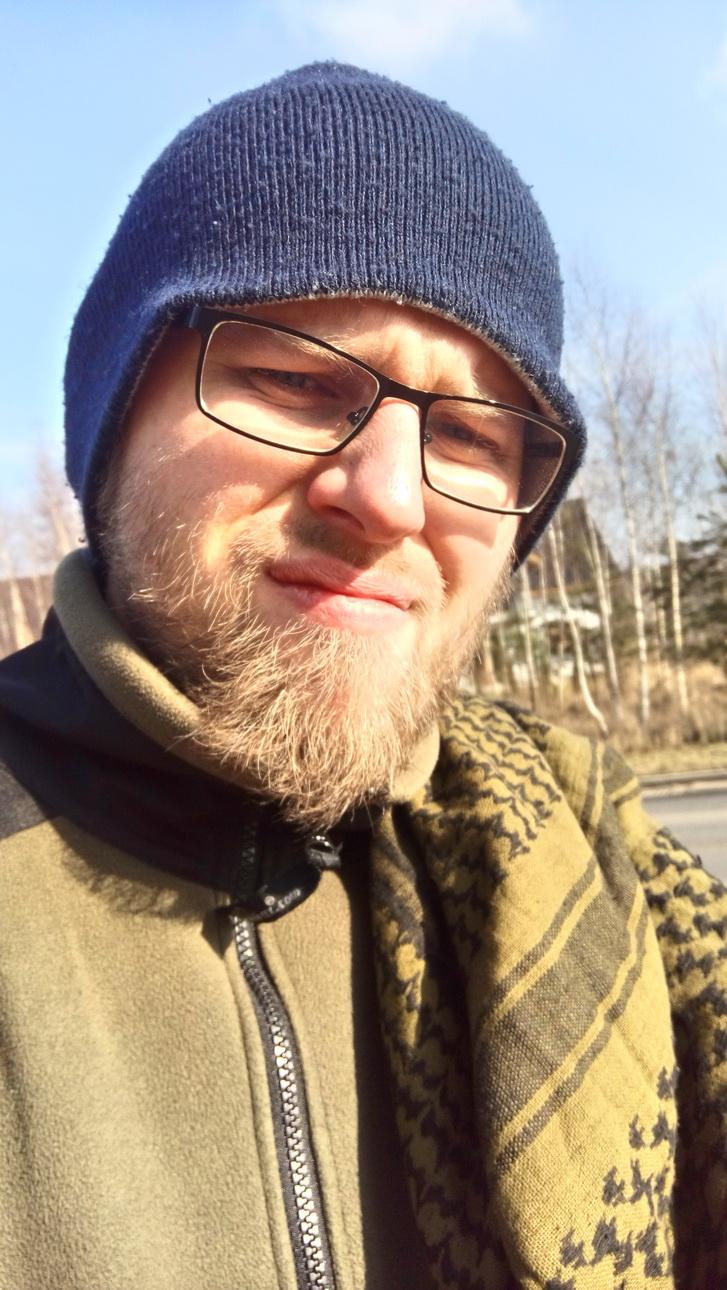 Sony Xperia M5 (E5603) - Przykładowe zdjęcie selfie- 90sekund.pl