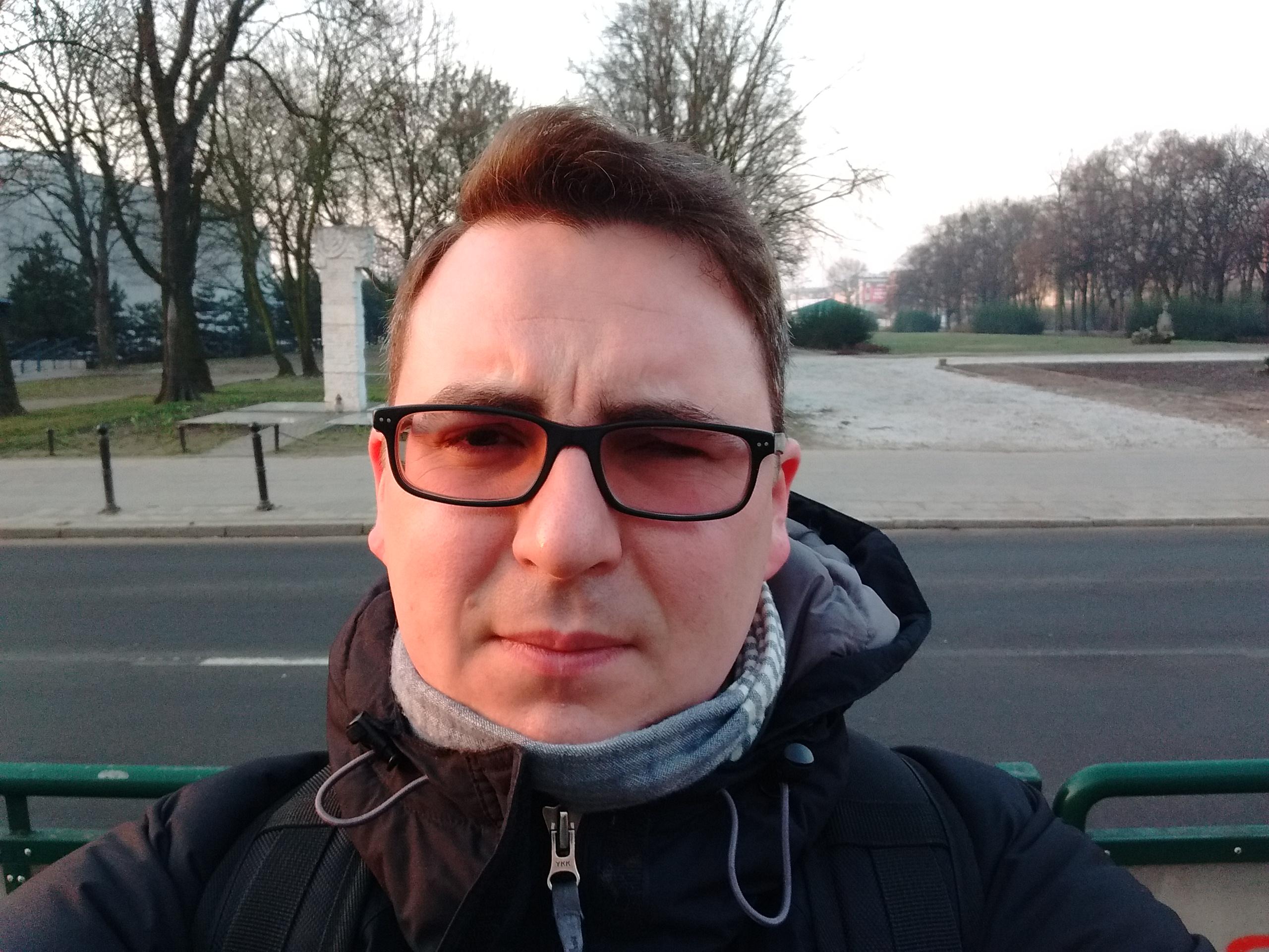Lenovo Motorola Moto G 3-gen. (2015) - selfie - 90sekund.pl