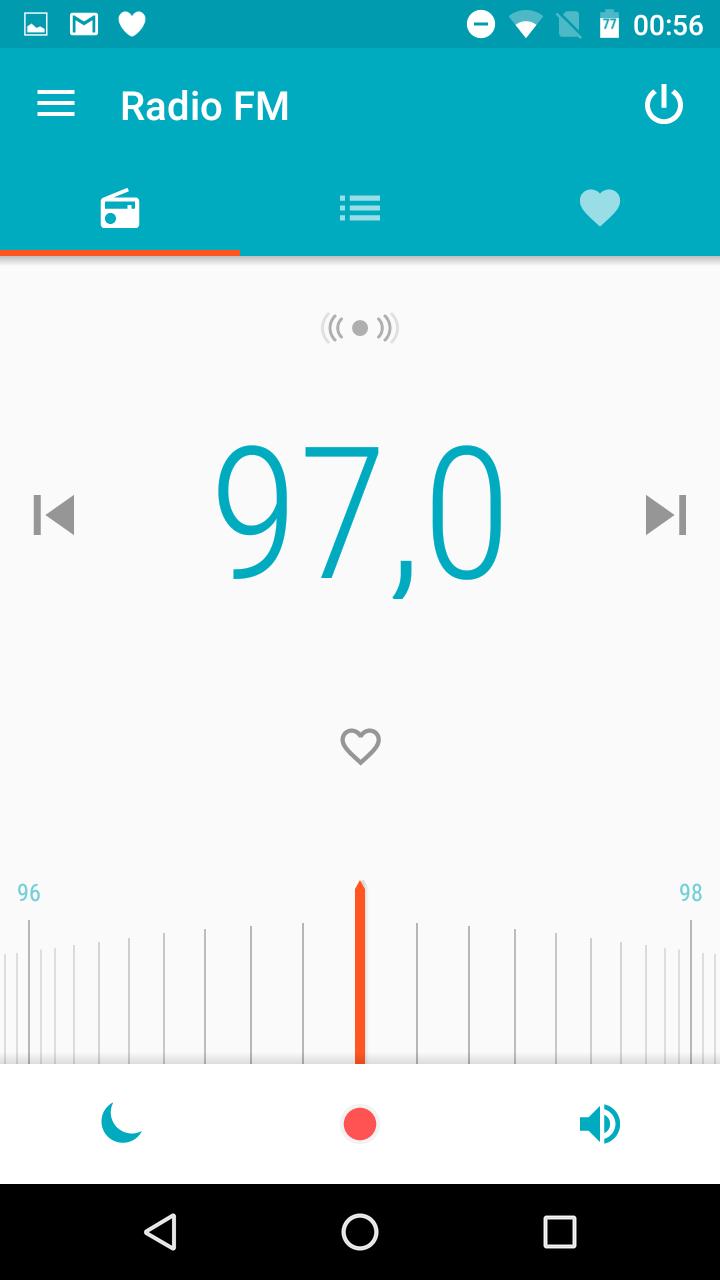 Lenovo Motorola Moto G 3-gen. (2015) - aplikacja Radio FM - 90sekund.pl