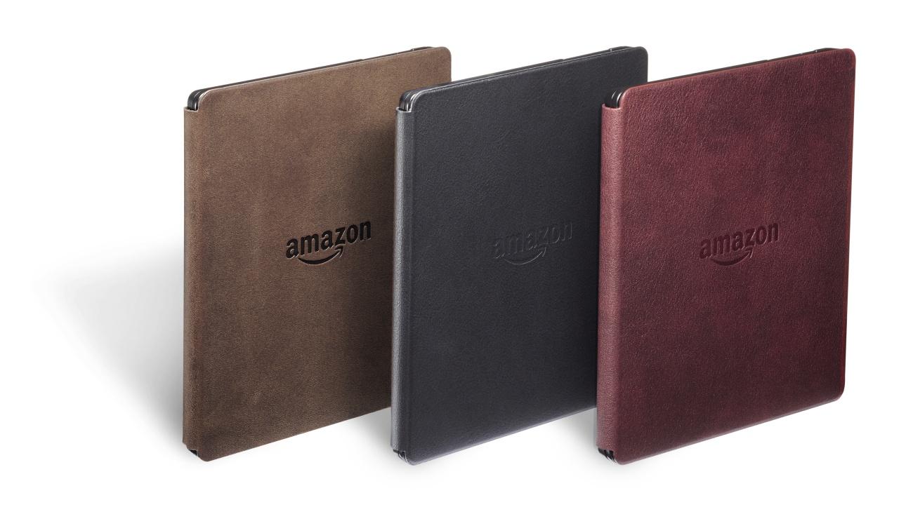 Kindle Oasis - fot. Amazon