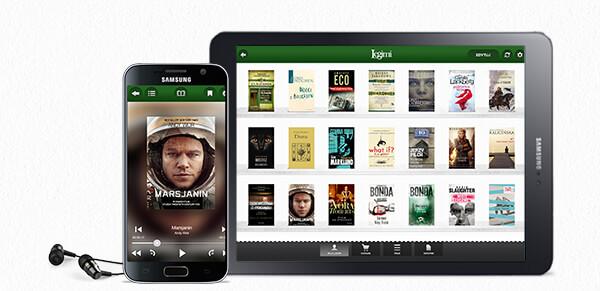 Promocja na darmowe ebooki i audiobooki Samsunga i Legimi