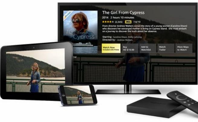 Amazon Video Direct - fot. mat. pras.