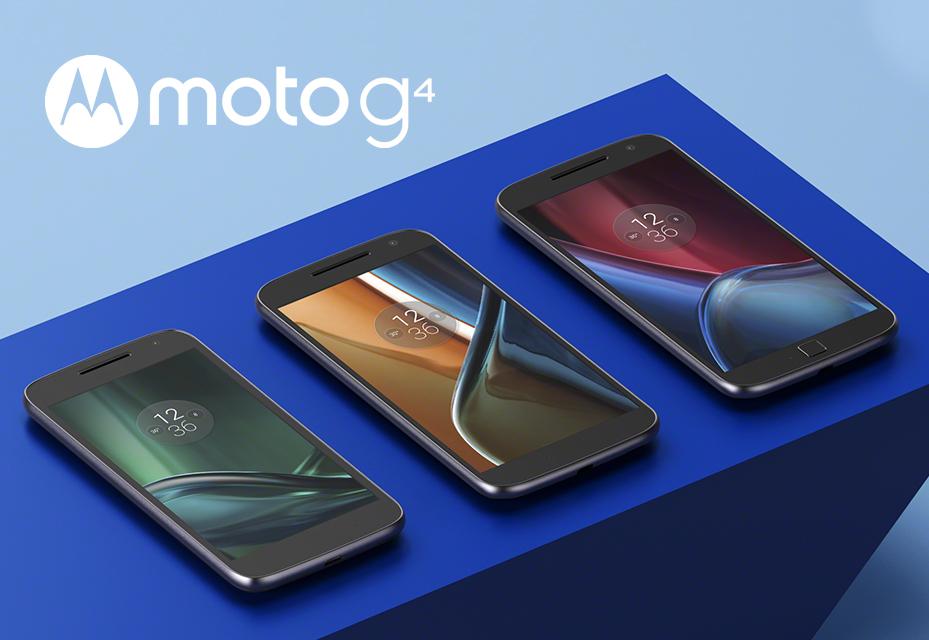 Od lewej: Moto G Play, Moto G 4-gen., Moto G Play 4-gen. - wszystkie z roku 2016. - fot. mat. pras. Lenovo