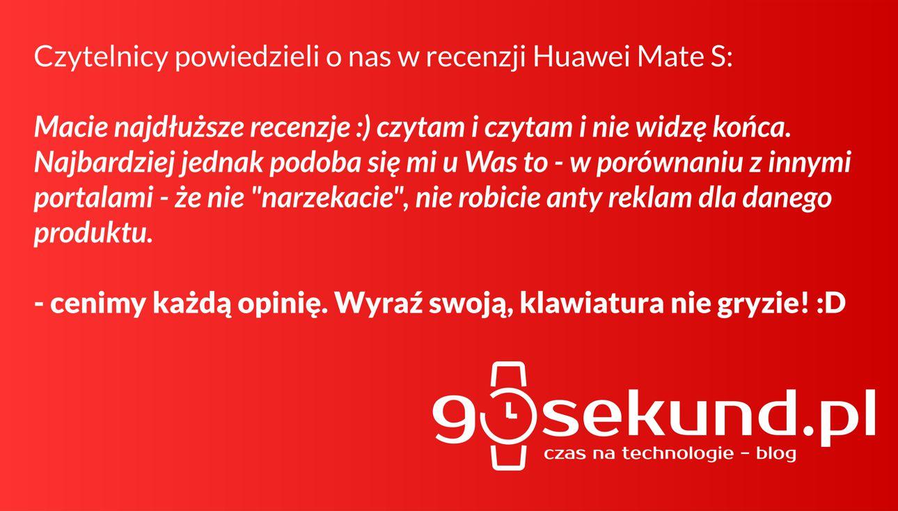 Opinie o tekstach na 90sekund.pl