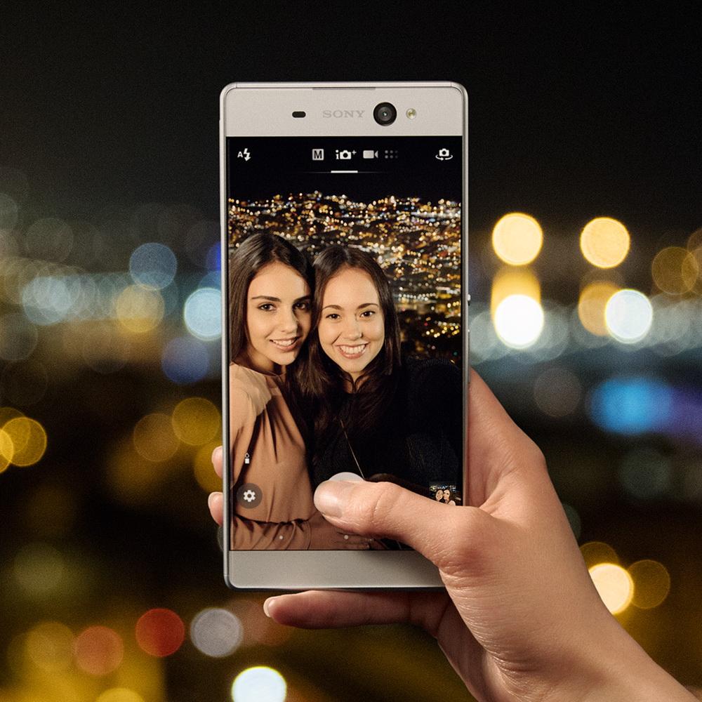Sony Xperia XA Ultra - fot. mat. pras.