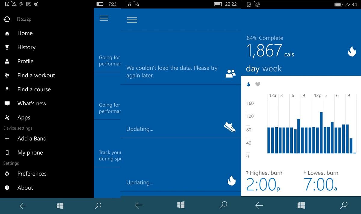 Microsoft Health - Lumia 650 - recenzja na 90sekund.pl