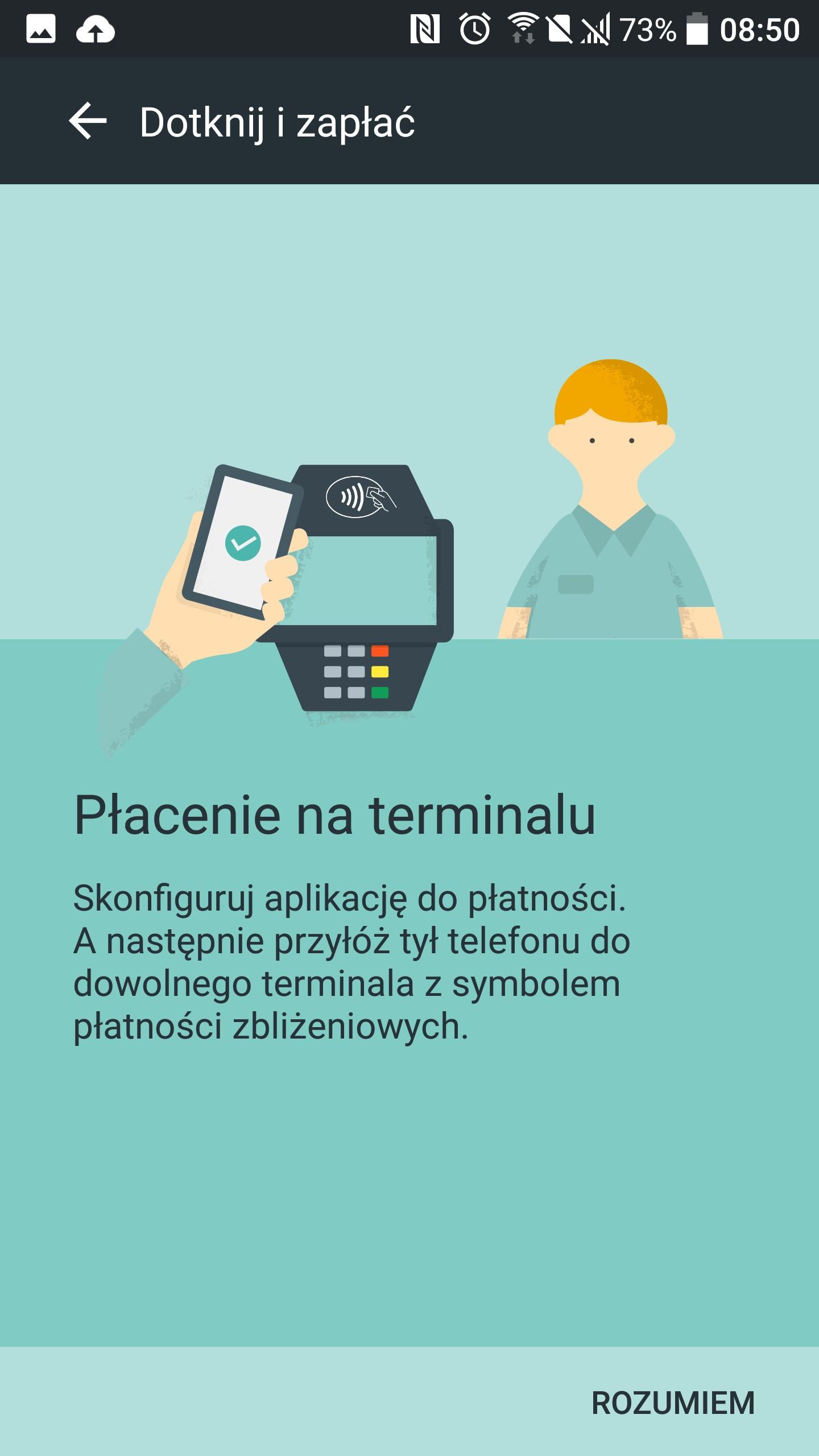 Z HTC 10 zapłacisz zbliżeniowo za zakupy - sprawdziłem na wielu terminalach i działa - recenzja 90sekund.pl
