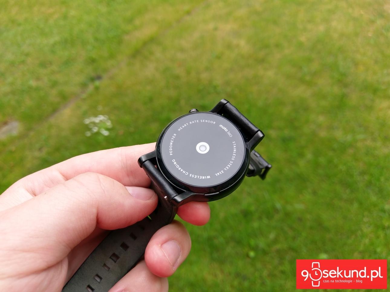 Lenovo Moto 360 2nd - recenzja 90sekund.pl