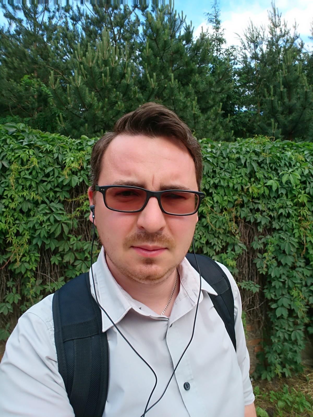Zdjęcie wykonane Sony Xperią X (F5121) - Michał Brożyński - Naczelny ;) - recenzja 90sekund.pl