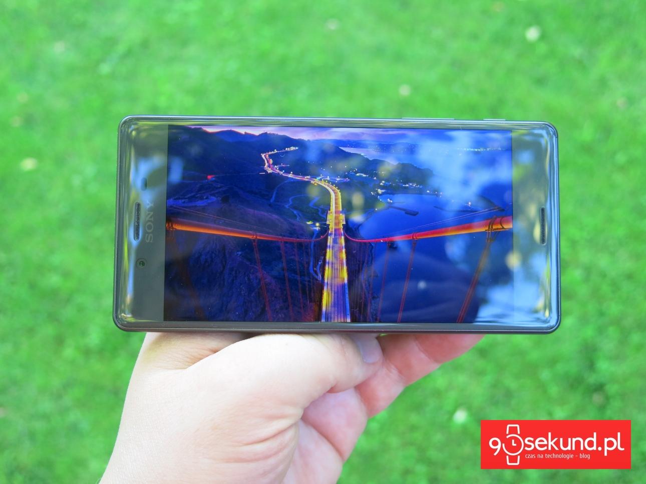 Recenzja Sony Xperia X 2016 (F5121) - 90sekund.pl