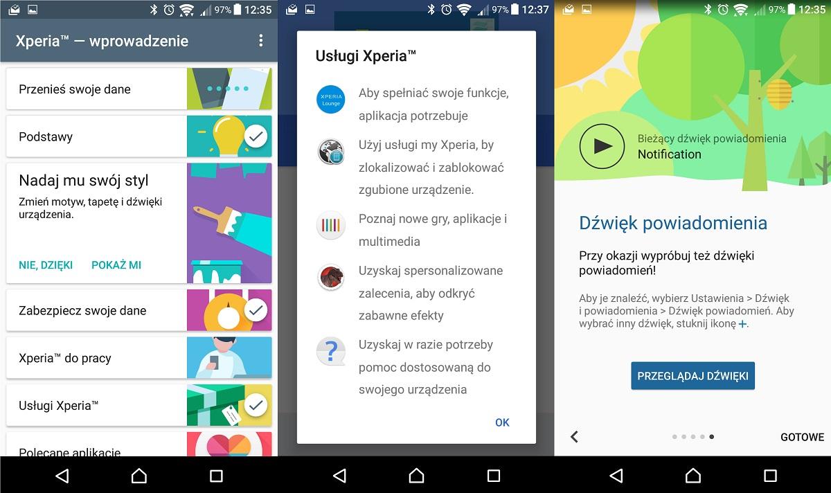 Sony Xperia X (F5121) - Wprowadzenie - recenzja 90sekund.pl