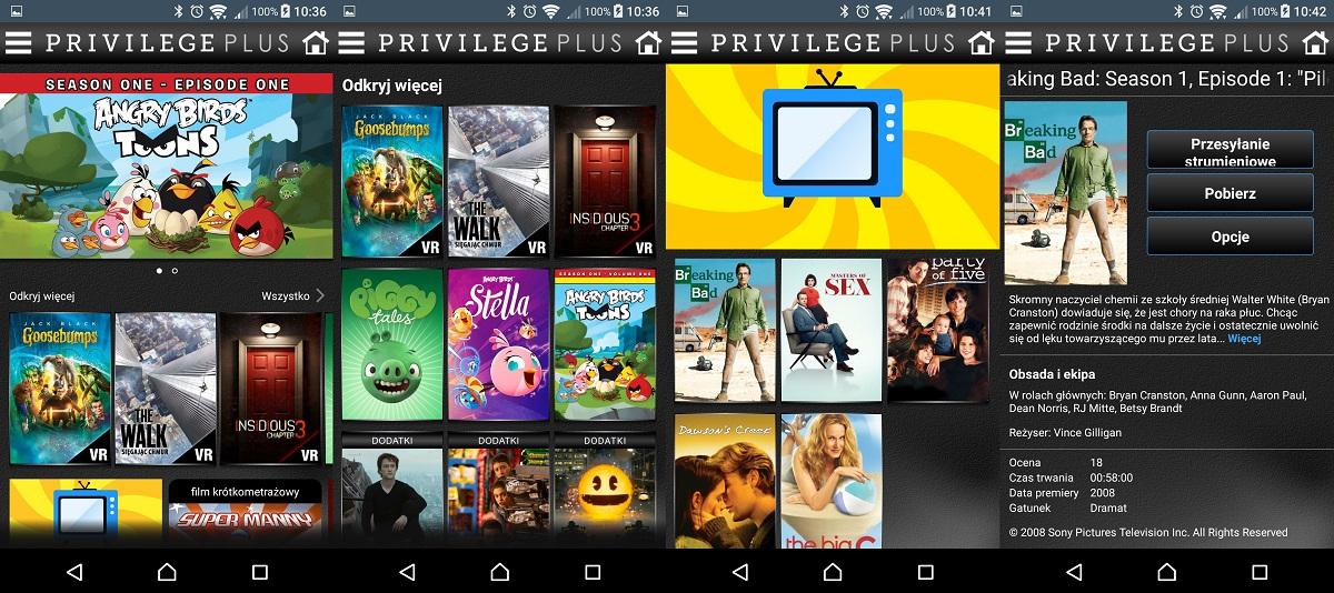 Sony Xperia X (F5121) - Xperia Privilege Plus z serialami, filmami, dodatkami dla tych, którzy zdecydują się na tego smartfona - recenzja 90sekund.pl