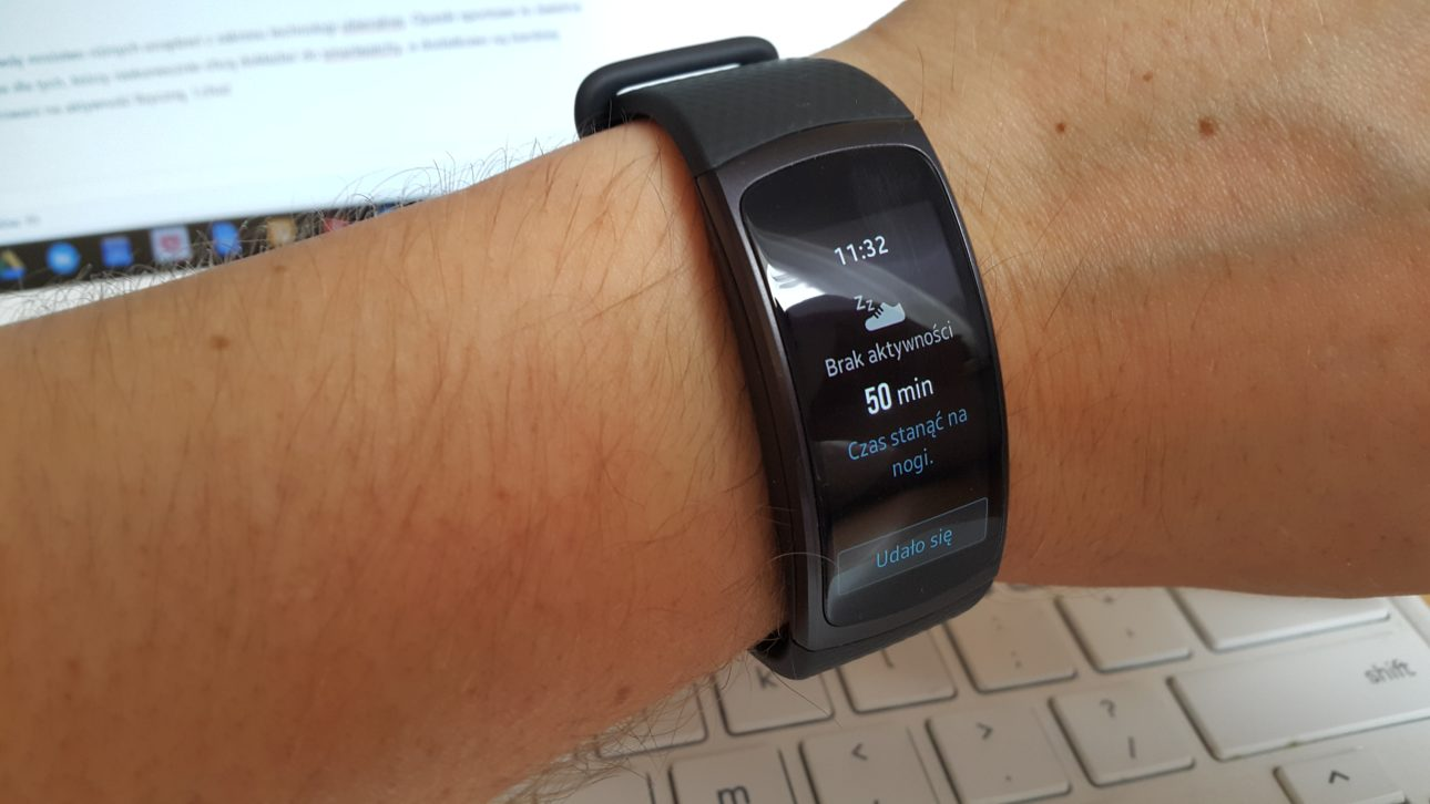 Samsung Gear Fit 2 - 90sekund.pl