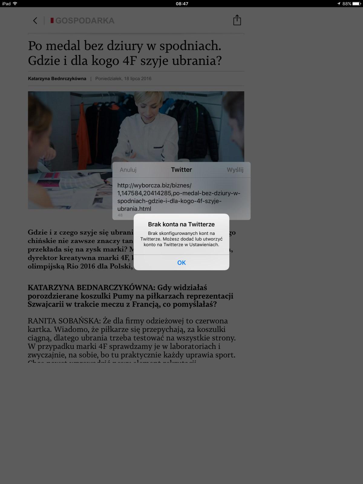 Tak, tak - to Android jest przecież awaryjny i to na nim nic nie działa. Cóż Apple, a co z błędami w iOS 9? - 90sekund.pl
