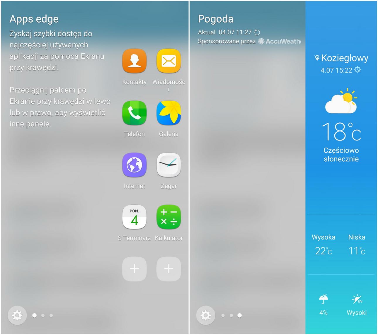 Samsung Galaxy S7 (SM-G935) - recenzja 90sekund.pl