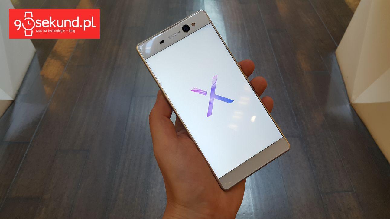 Sony XPeria XA Ultra (F3212) - recenzja 90sekund.pl