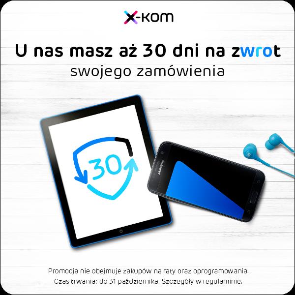 Promocja X-KOM - fot. mat. pras.
