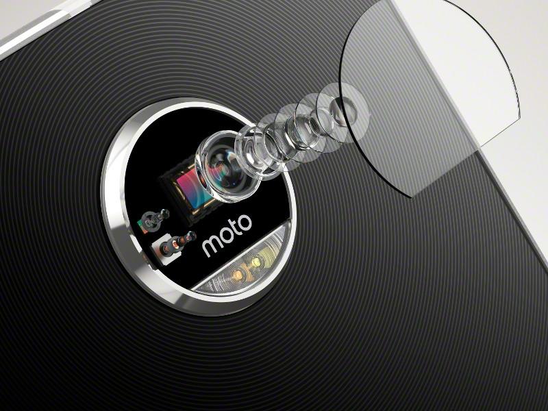 Lenovo Moto Z Play - mat. pras. Lenovo