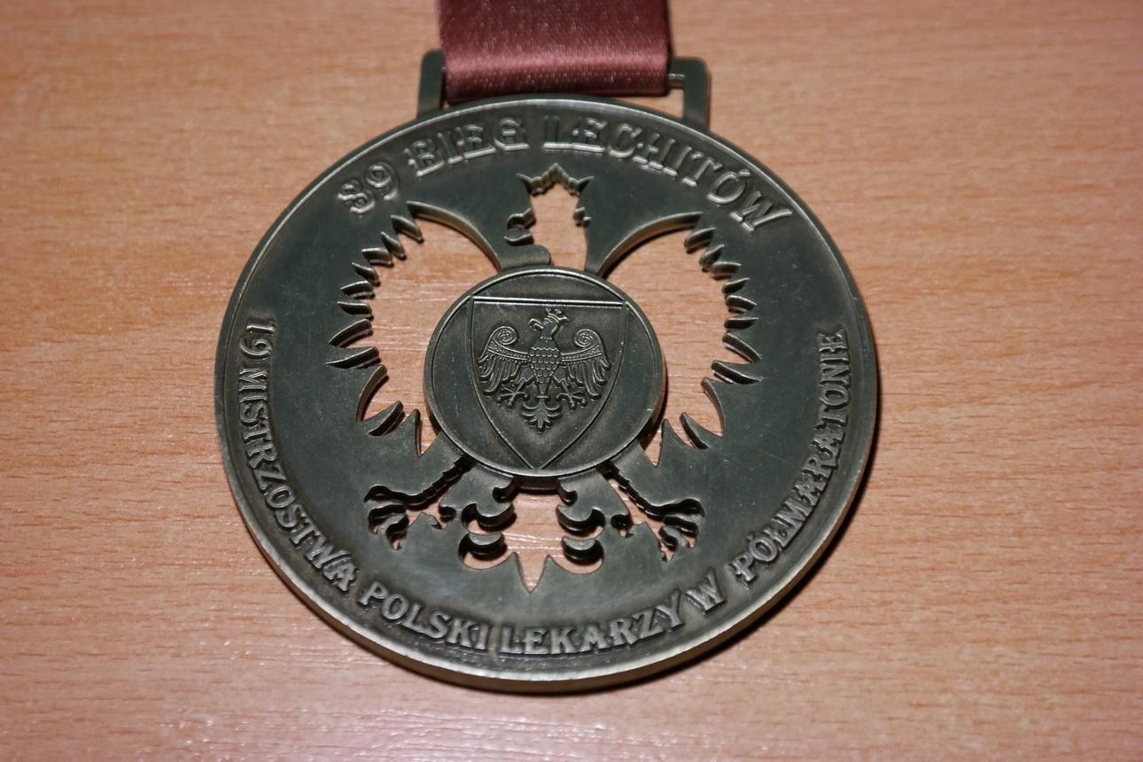Najładniejszy medal z kolekcji. Gniezno. - 90sekund.pl