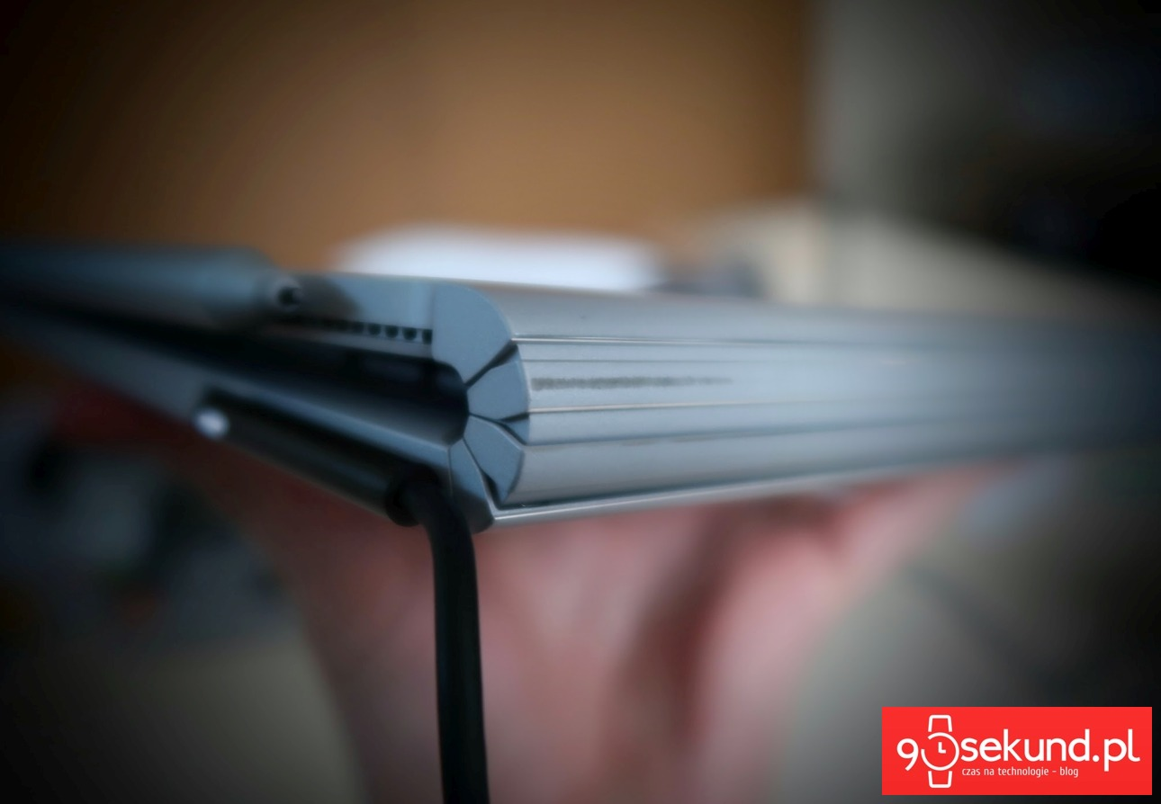 Microsoft Surface Book (2015) - szkoda, że takie rzeczy dzieją się przy otwieraniu notebooka - recenzja 90sekund.pl