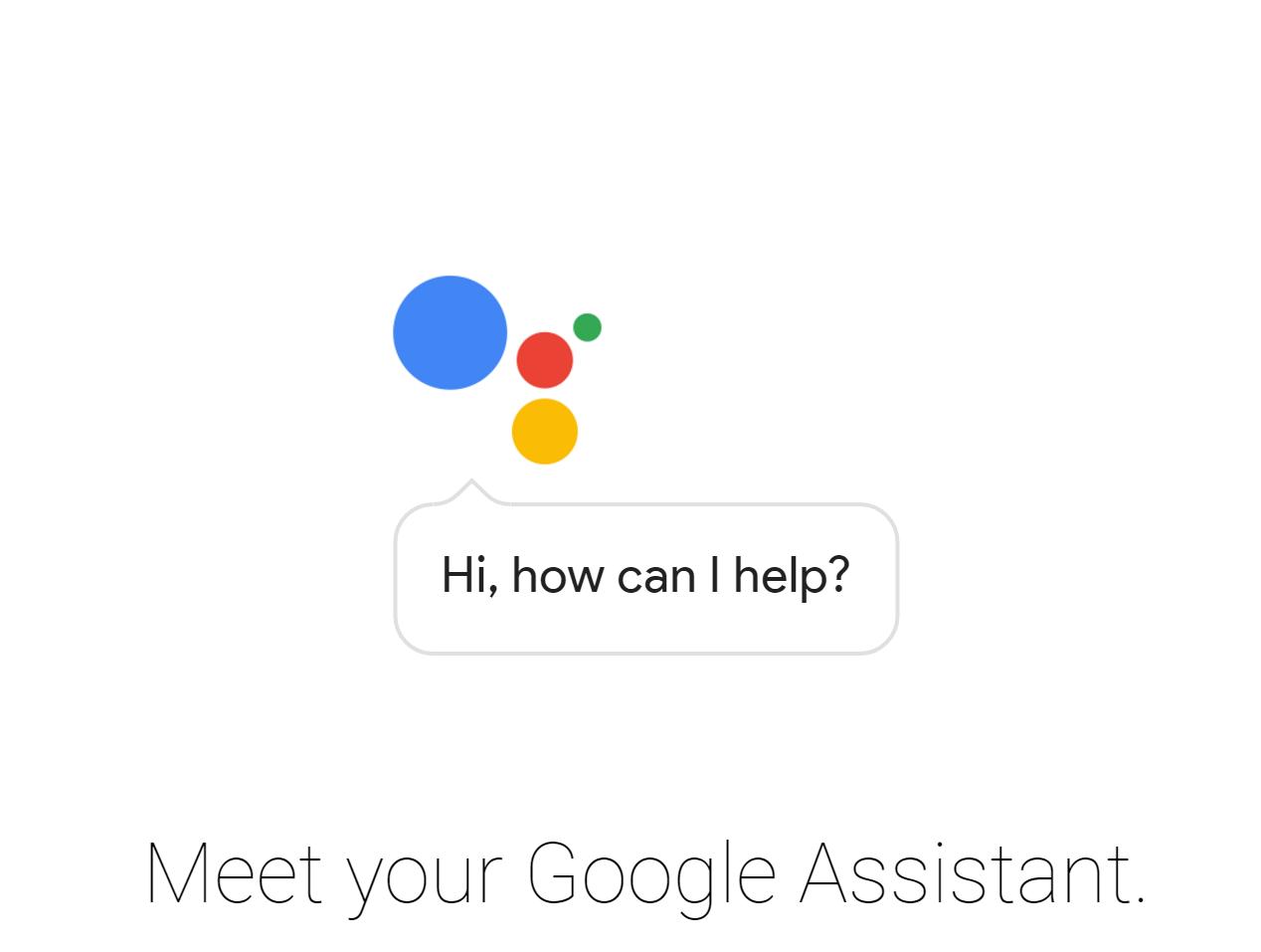 Google Assistant (Asystent Google) - fot. Google