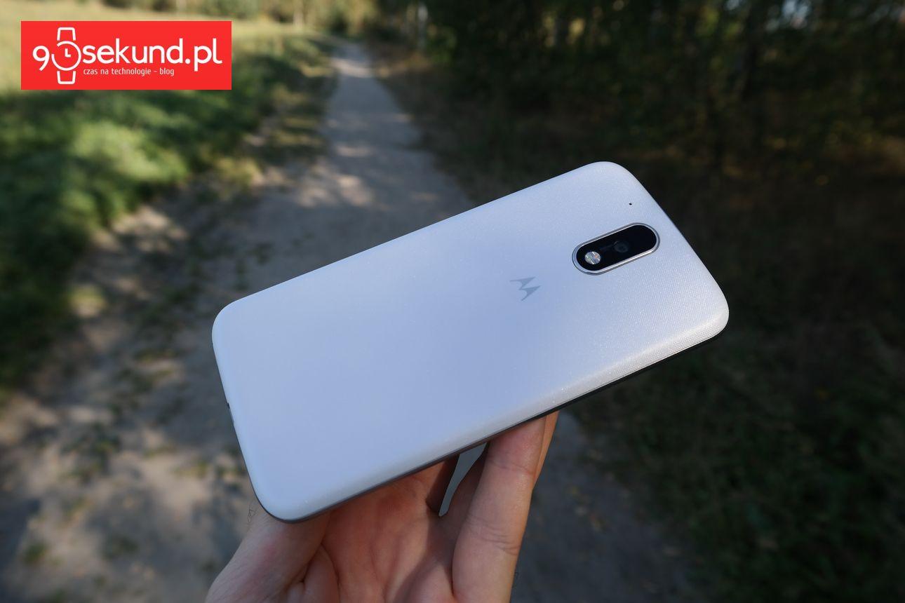 Lenovo Moto G 4-gen - recenzja 90sekund.pl