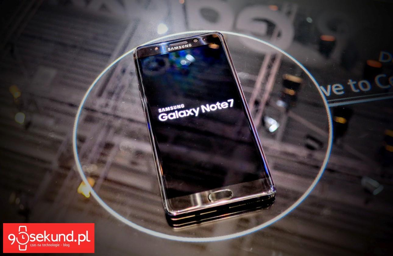 Samsung Galaxy Note7 - 90sekund.pl