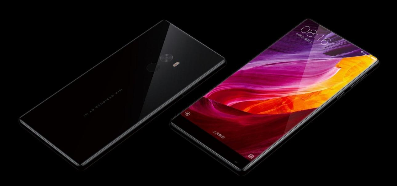 Xiaomi Mi MIX - fot. mat. pras.