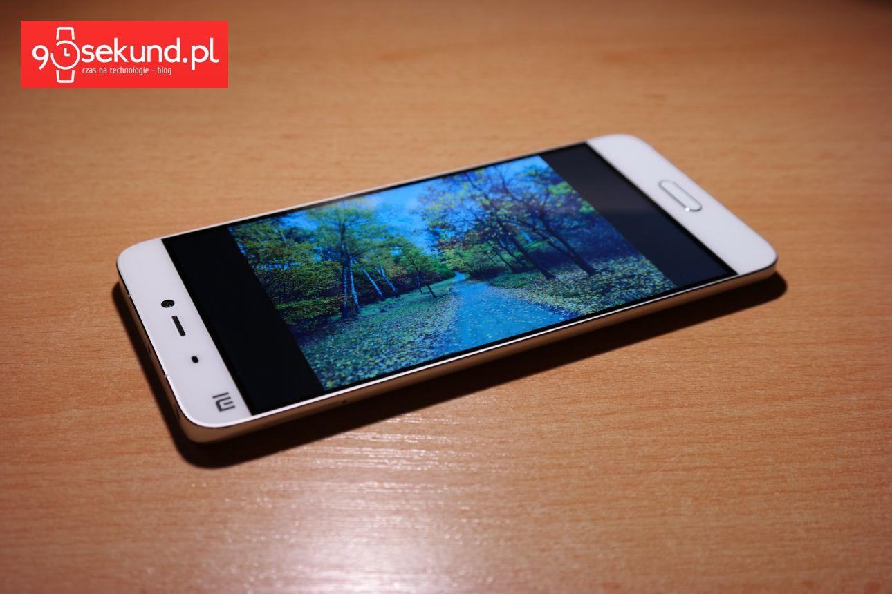 Xiaomi Mi5 - recenzja 90sekund.pl