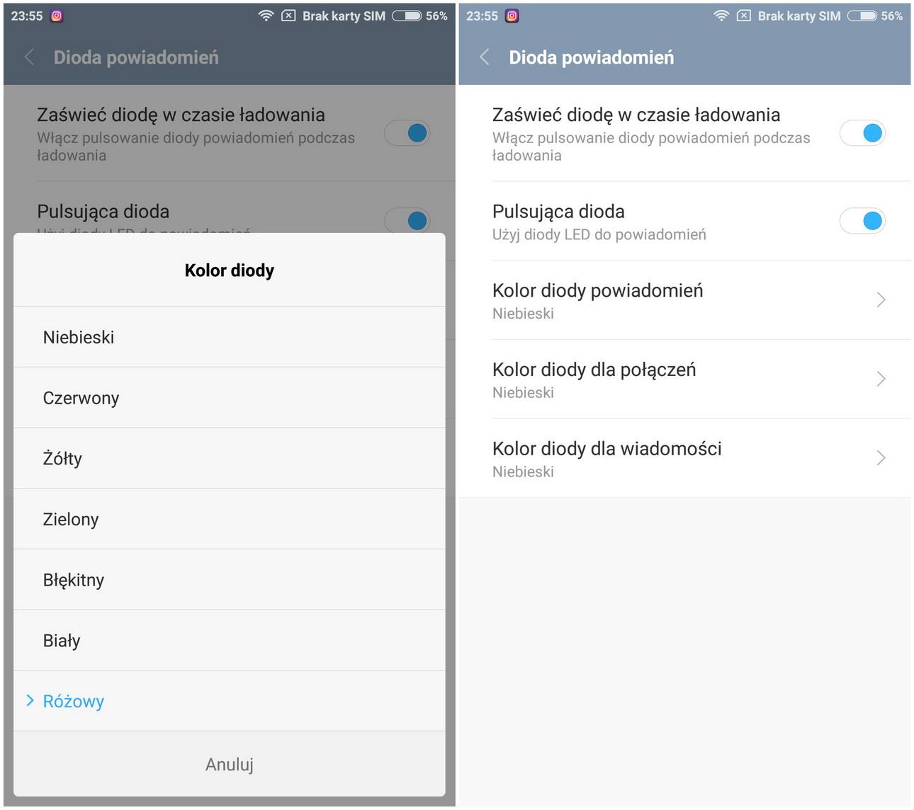 Xiaomi Mi5 - System. MIUI - recenzja 90sekund.pl