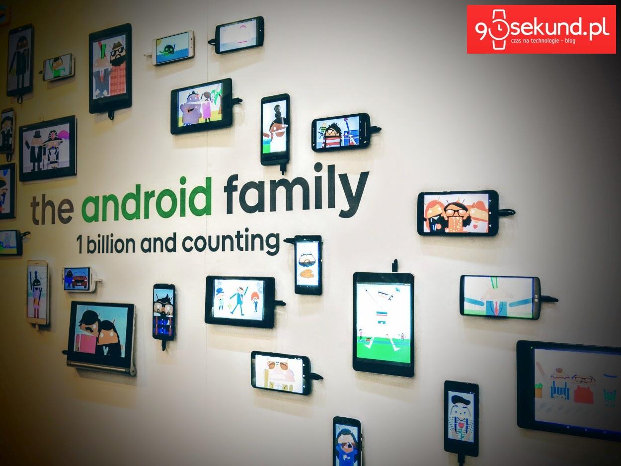 Rodzina Android - 90sekund.pl
