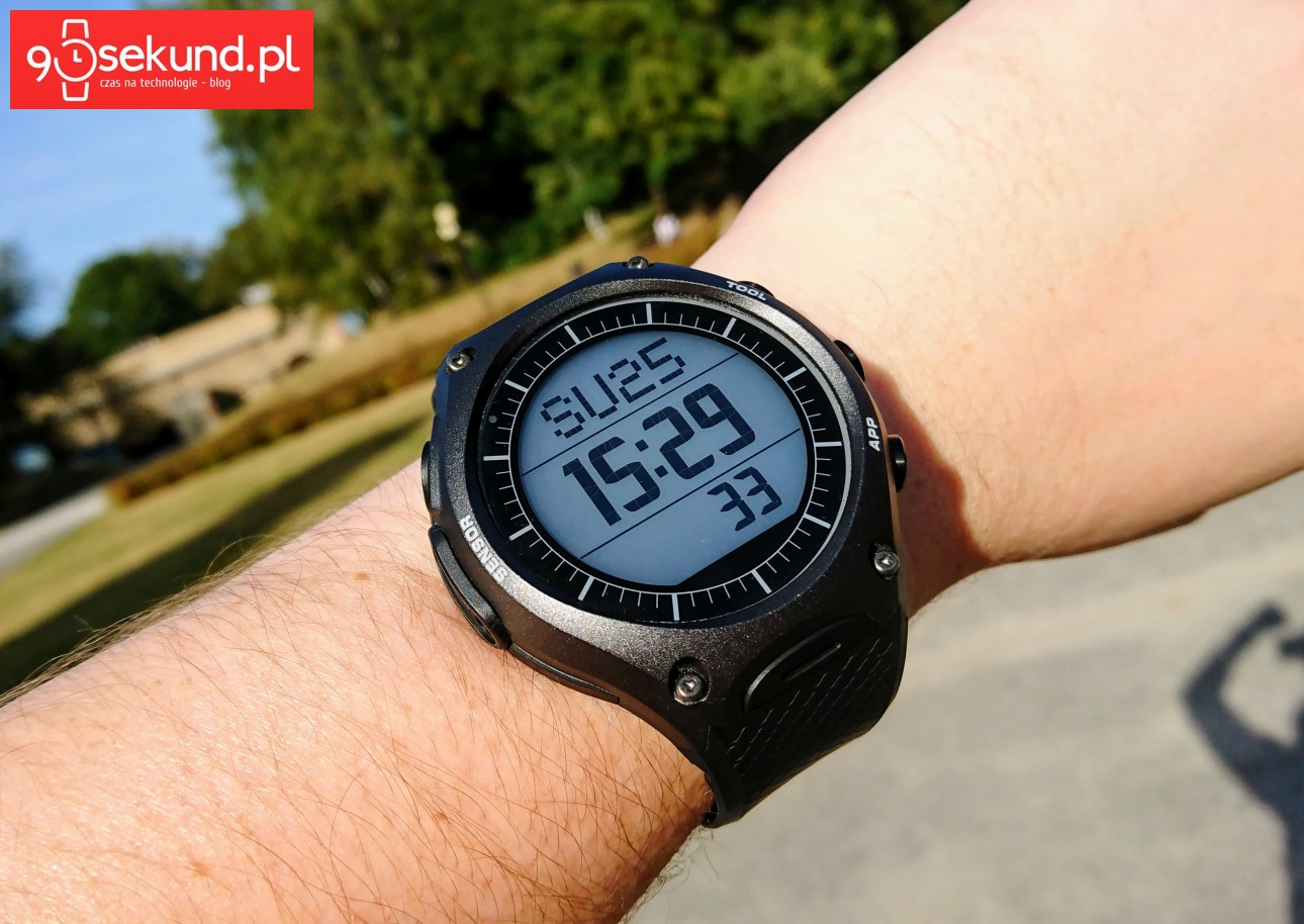 Recenzja Casio Smart Outdoor Watch WSD-F10 - 90sekund.pl