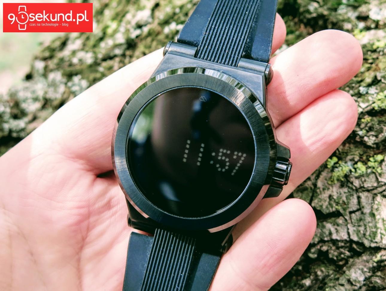 b7a32778b791b Recenzja smartwatcha Michael Kors Access (Dylan MKT-5011) – 90sekund.pl