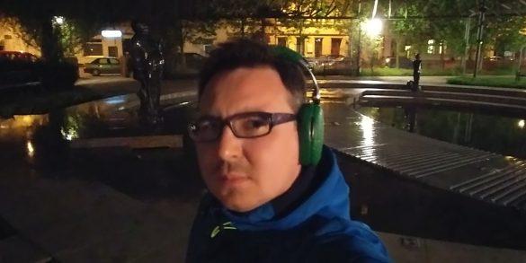 LG G6 - selfie z frontowego aparatu - tryb auto - 90sekund.pl