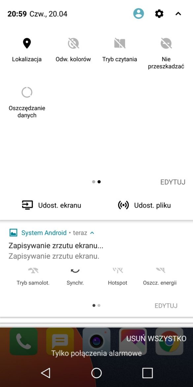System Android w LG G6 - 90sekund.pl